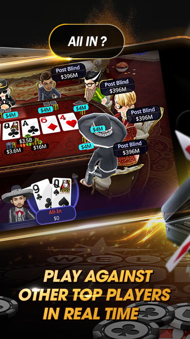 Texas holdem cards free games