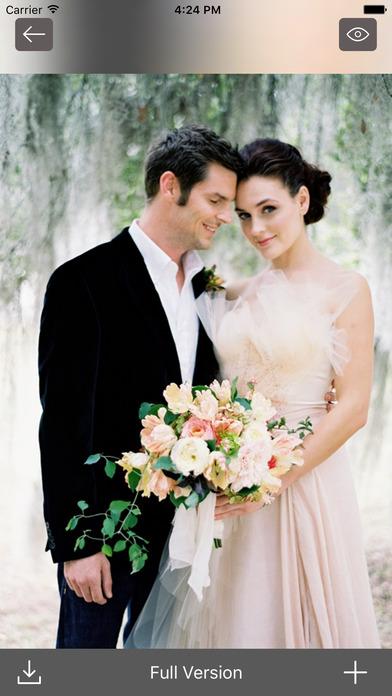 Wedding Dresses - Bridal Groom Wedding Dress Ideas iPhone Screenshot 3