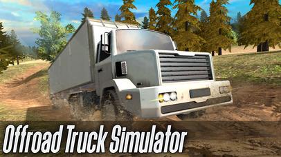Offroad Cargo Truck Simulator 3D Full screenshot 1