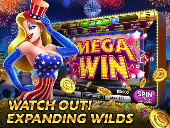 The Official Caesars Casino – Slot Machine Games iPad