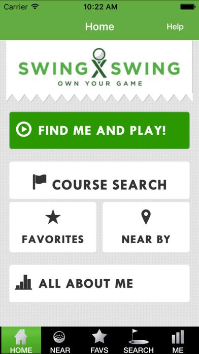 Free Golf GPS Range Finder iPhone Screenshot 4
