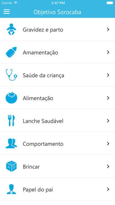 Objetivo Sorocaba Escola do Bem app image