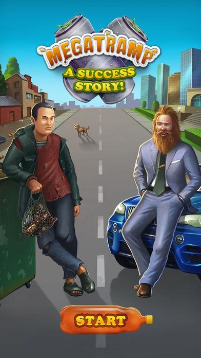 Megatramp - A Success Story PRO Screenshots
