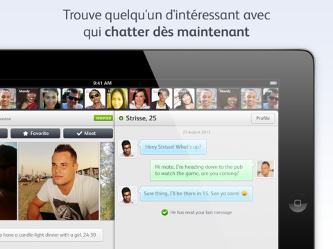 Badoo Premium screenshot 3