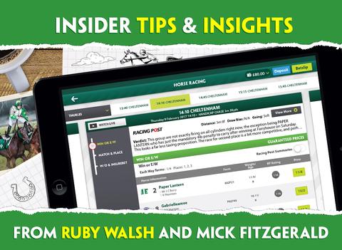 Paddy Power Sports Betting screenshot 3
