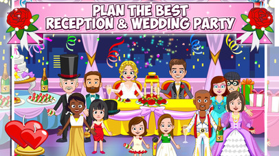 My Town : Wedding Day screenshot 5