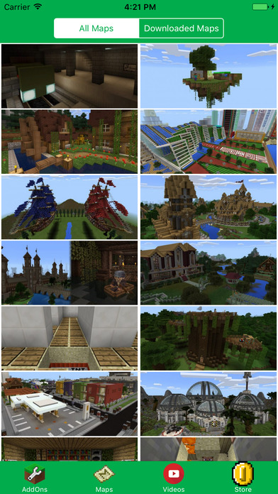 CAR & BIKE ADD ONS FOR MINECRAFT PE GAMES Apps free for iPhone/iPad screenshot