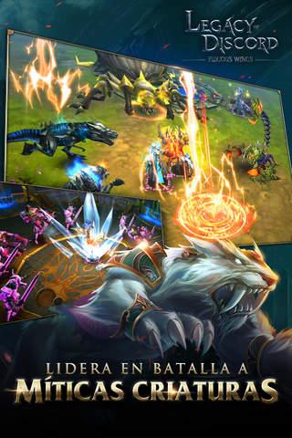 Legacy of Discord-FuriousWings screenshot 4