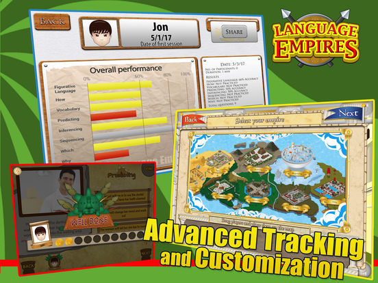 Language Empires iPad Screenshot 4