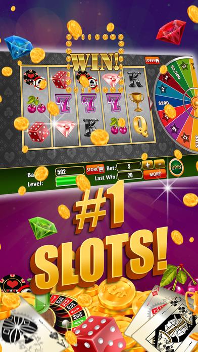 Screenshot 1 Slots — World