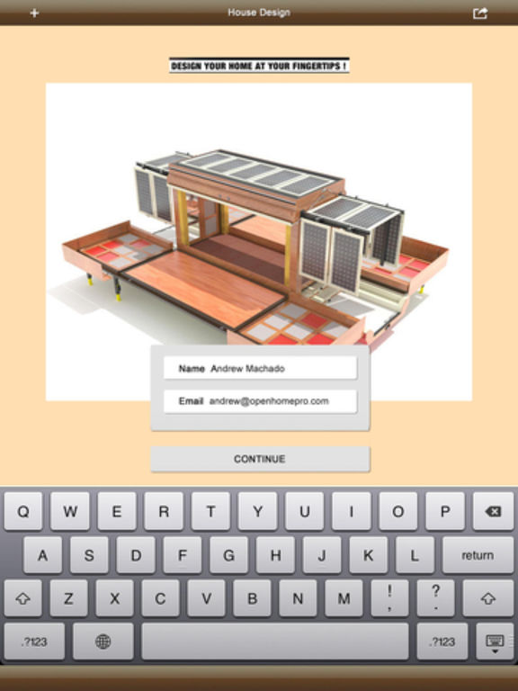 Cad Design 3d For Interior Design Floor Plan On The App Store