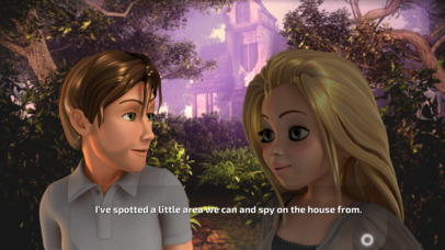 The Dark House - Storybook Adventure screenshot 3