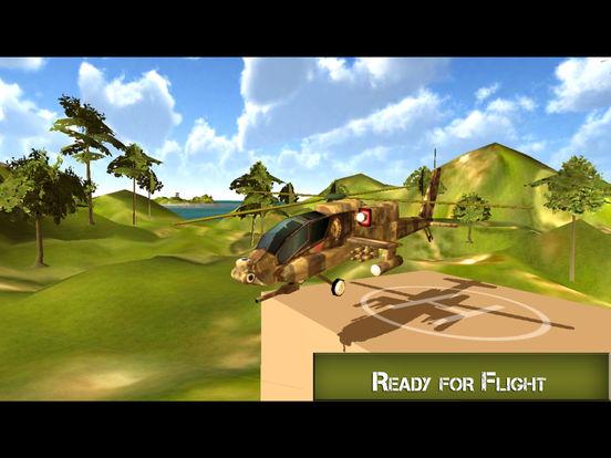 Ultimate Gunship Warplane: Real Jet Attack screenshot 5