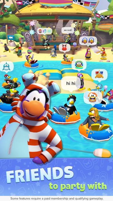 Club Penguin Island Screenshot
