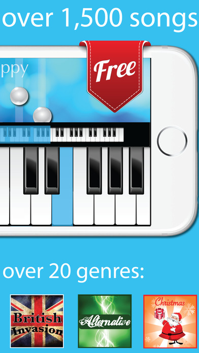 Piano Free with Songs app image
