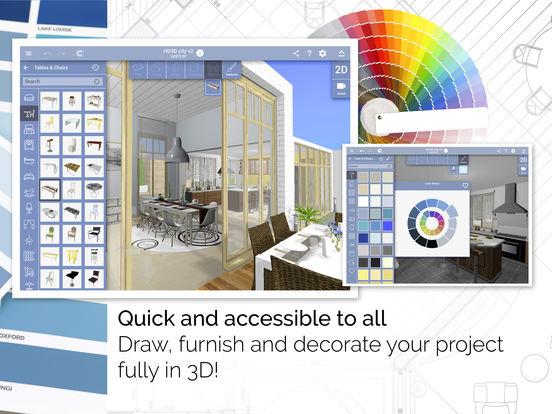 Home Design 3D - 3D Printing Edition Screenshots