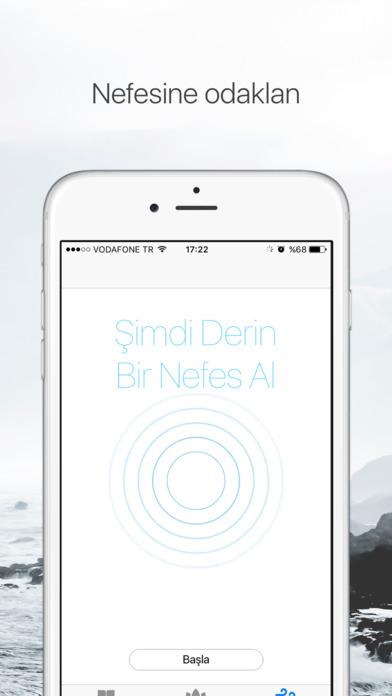Meditasyon – Nefes, Uyku, Stres Egzersizleri Apps free for iPhone/iPad screenshot
