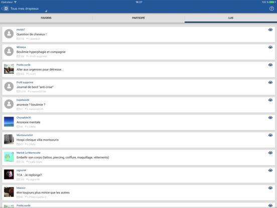 Club Docti iPad Screenshot 5