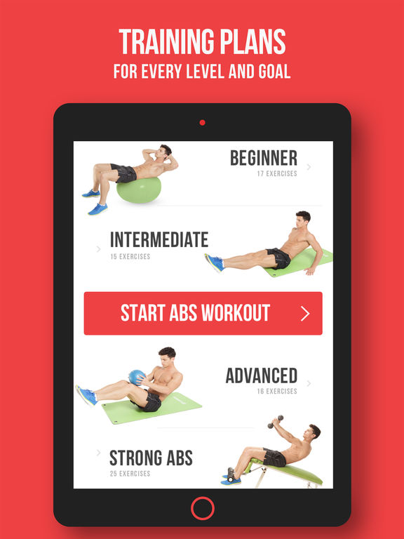 Six Pack Abs by VGFiT Screenshots
