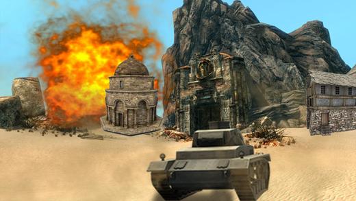 Механика нападение робота войн-3D соперников в арм Screenshot