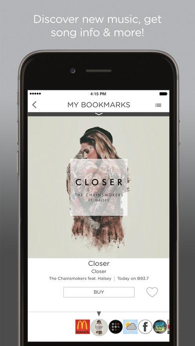All The Hits, B93.7!!! iPhone Screenshot 3