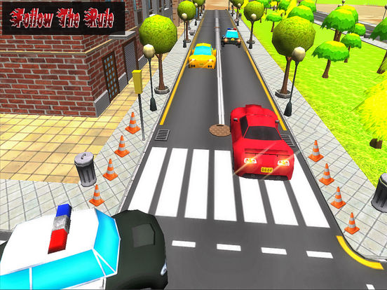 Cartonic Car Racing iPad Screenshot 2