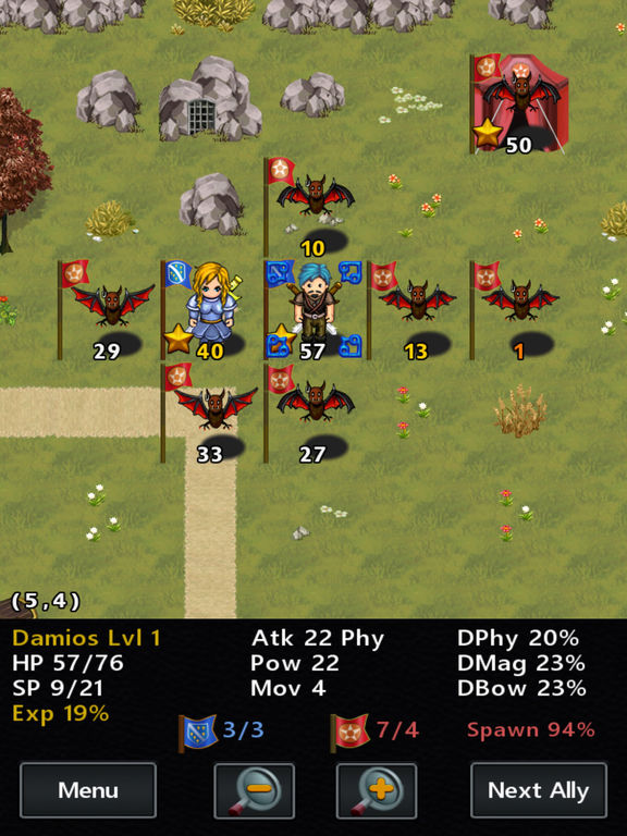 Kingturn RPG Plus screenshot 5