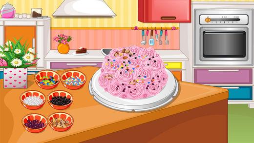 Приготовление вкусные торты 3 Screenshot