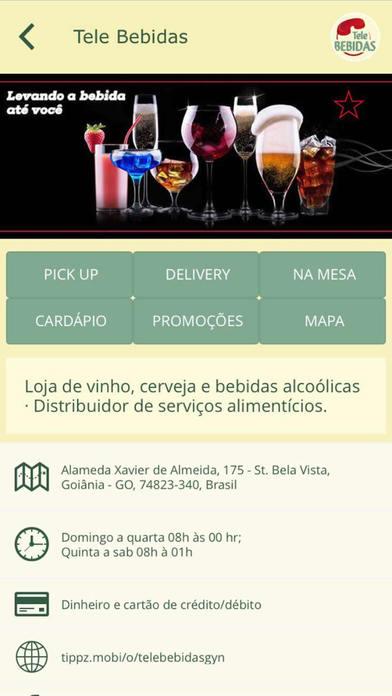 Telebebidas Goiânia screenshot 1