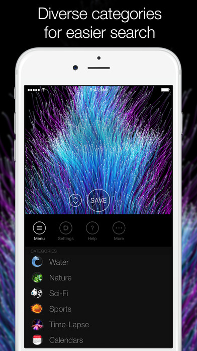 download Live Wallpapers for Me - Cool Moving Backgrounds apps 0