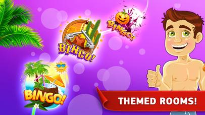 Screenshot 2 Настоящие турниры по Бинго на тропическом острове