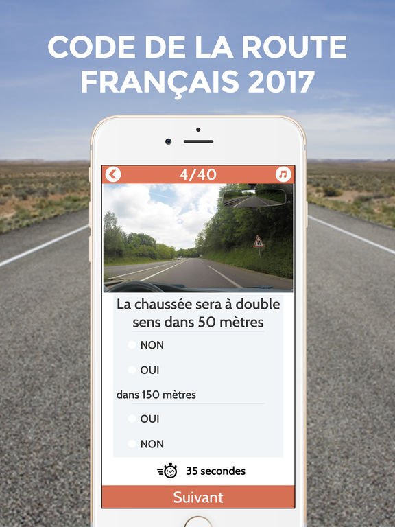app shopper code de la route francais 2017 gratuit education. Black Bedroom Furniture Sets. Home Design Ideas