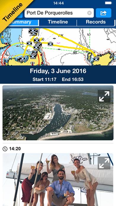 Marine: Oceania iPhone Screenshot 3