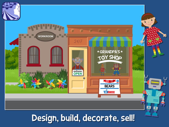 Grandpa's Toy Shop screenshot 6