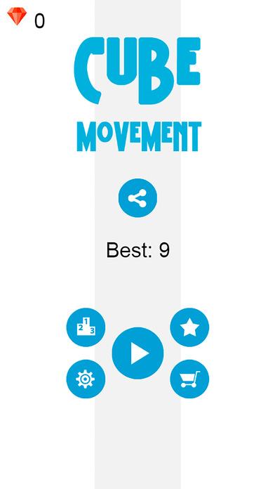 Cube Movement Pro Screenshots