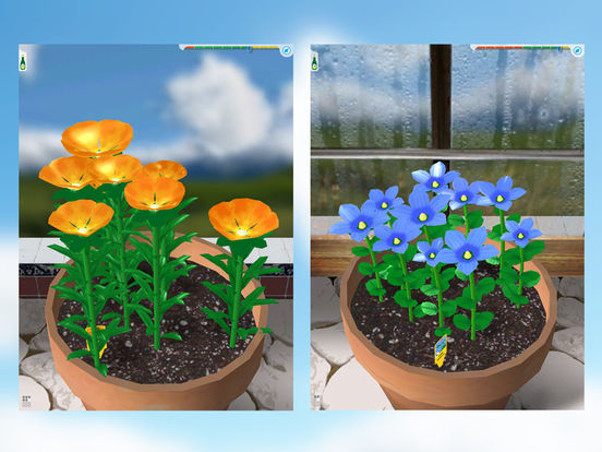Flower Garden Free - Grow Flowers and Send Bouquets iPad Screenshot 4