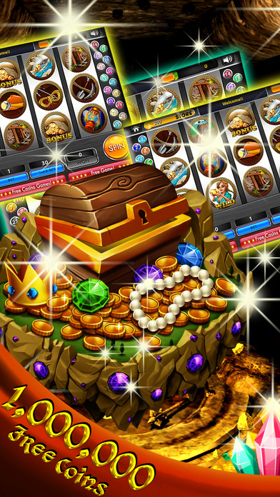 Screenshot 1 Gold Rush Slots – Vegas Wild Win Double Jackpot