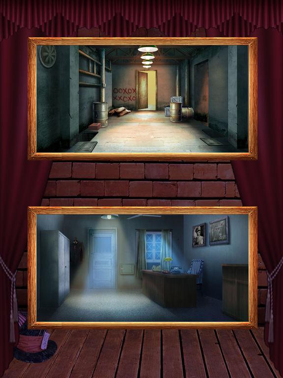 Игра Побег из Особняка 14 - поиск скрытых предметов