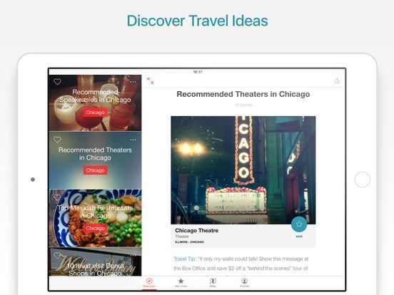 Chicago 2Go iPad Screenshot 3