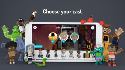 Toontastic 3D screenshot 2