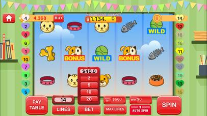 Screenshot 1 Awesome Slots PRO – Casino Slot Machine