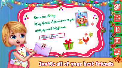 Santa Claus Christmas Fun screenshot 1