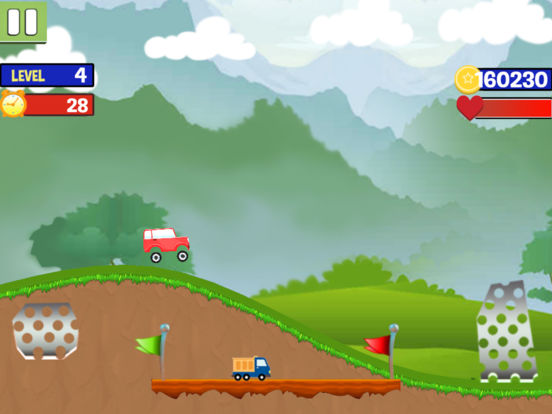 Hill Stunt Racing screenshot 7