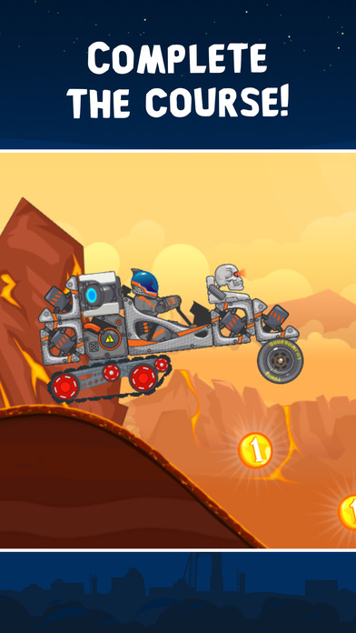 RoverCraft Racing screenshot 2