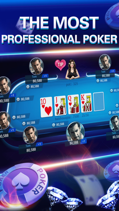 Screenshot 2 Poker Fun-Online Texas Holdem Poker