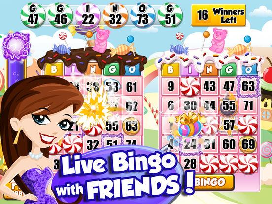 Bingo PartyLandscreeshot 1