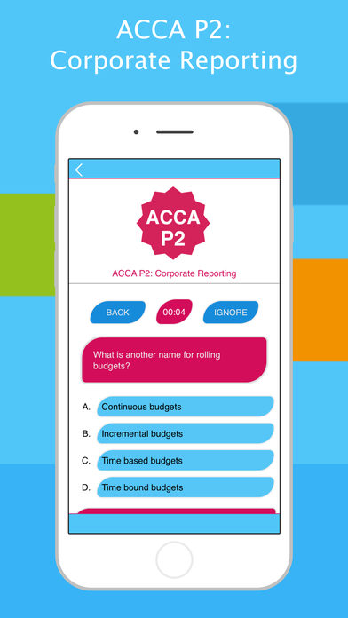 acca p2 accounting standards View acca p2 bpp course notes from accounting pure at northern university of malaysia corporate reporting paper p2 (international) course notes acp2cn07 (int) p2 corporate reporting.