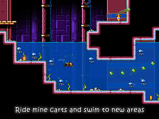 Traps n' Gemstones Screenshots