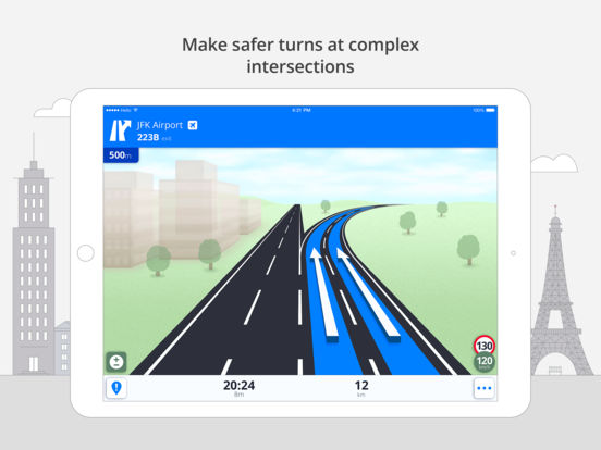 Sygic World: GPS Navigation, Maps & Traffic Screenshots