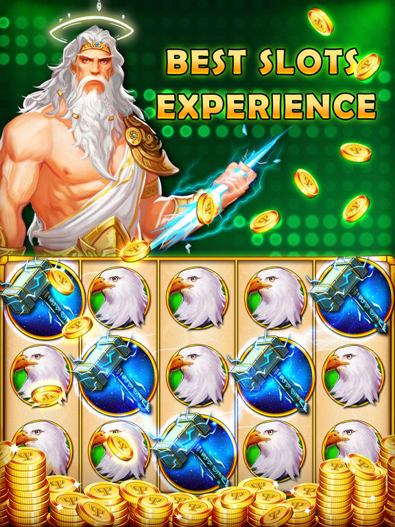 Screenshot 3 Zeus Slots — Slots Machines Free HD